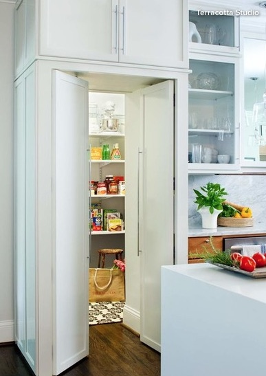Kitchen Confidential Walk In Pantries Vs Cabinet Pantries The