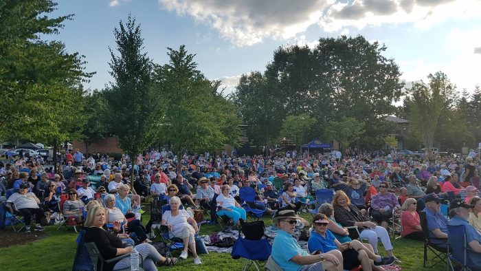 Wilsonville Concert in the Park